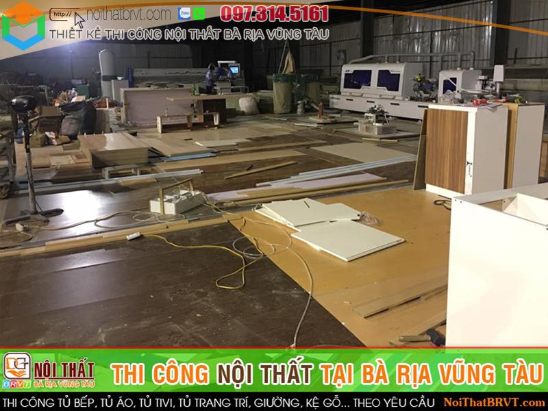 Thiết kế và thi công nội thất gỗ tại Vũng Tàu uy tín, chuyên nghiệp