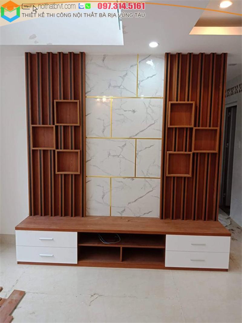 Thiết kế nội thất hoàn hảo tại Bà rịa Vũng tàu